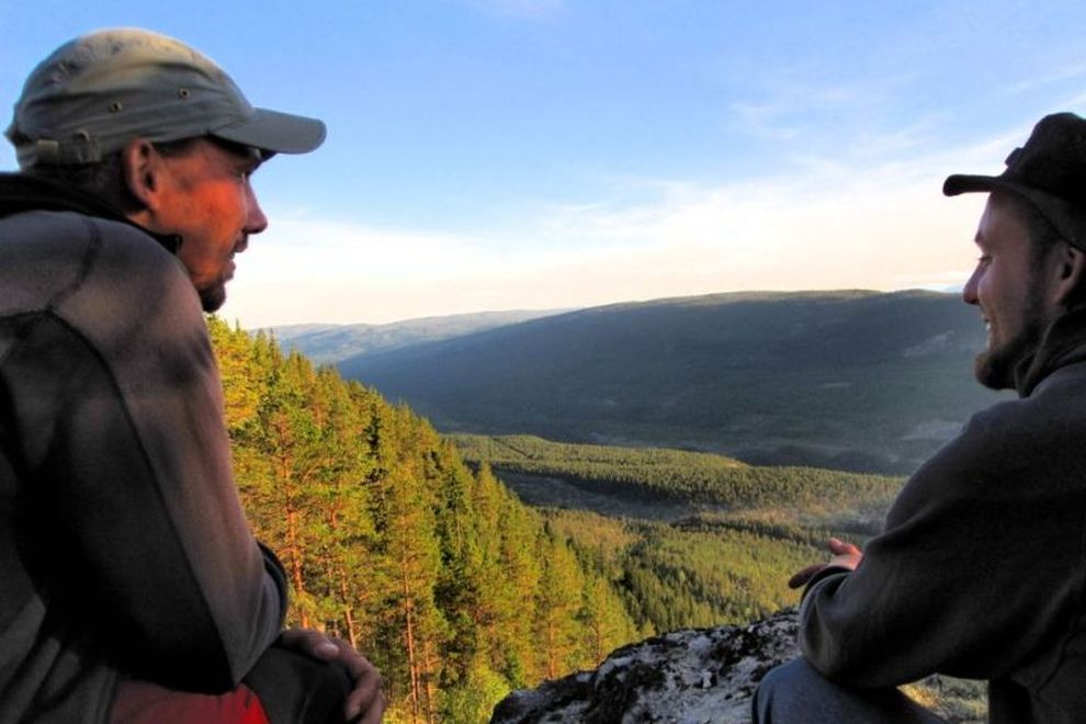 Wilderness Tours in Norway: Joint Wilderness Experiences (picture)