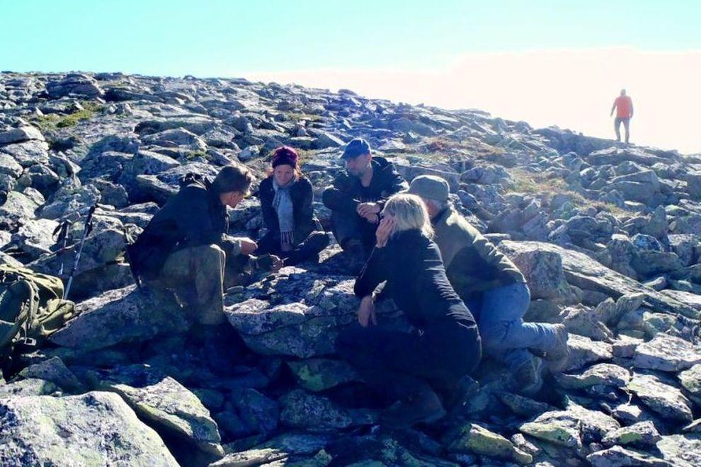 Professional Training i Nord-Østerdalens villmark