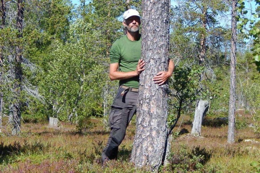 Thoralf Rumswinkel: Naturopplevelser og naturglede