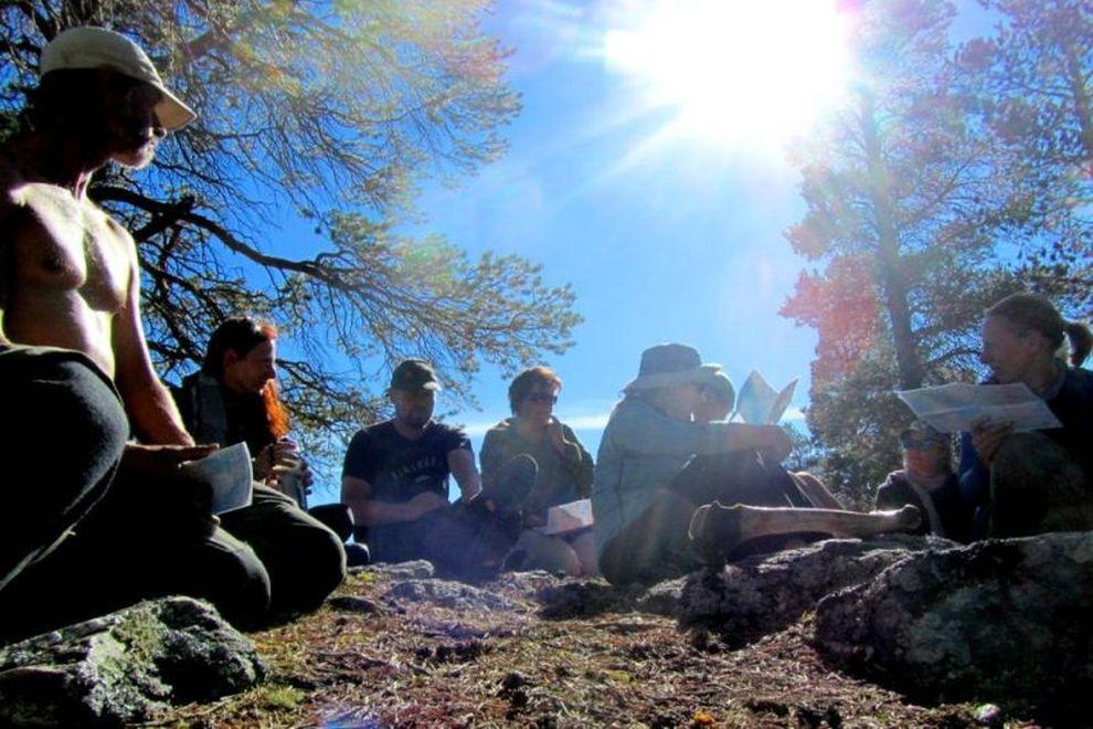 Wildnisschulen: Partner-Netzwerk (Bild)