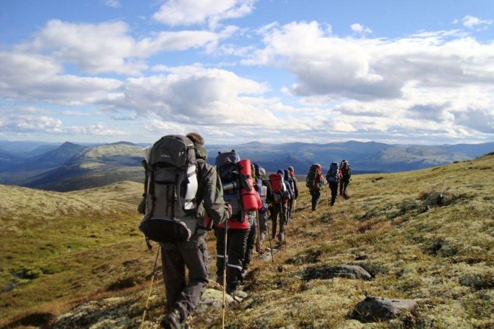 VILLMARKSREISER: Vandretur i Nord-Østerdalen (bilde)