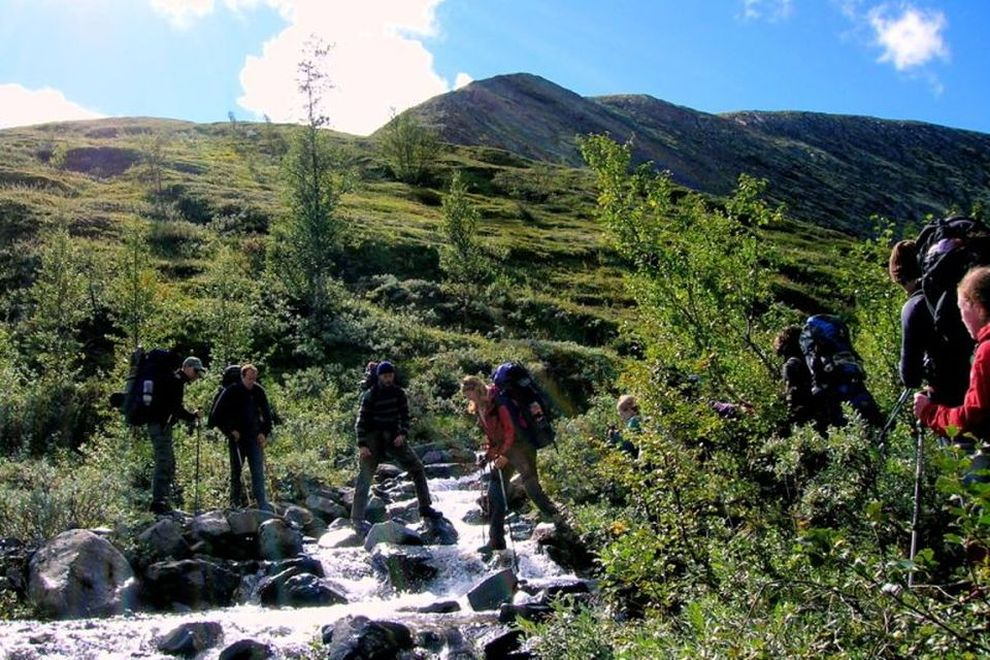 Wildnistrekking: Wandern in Nord-Østerdalen (Bild)