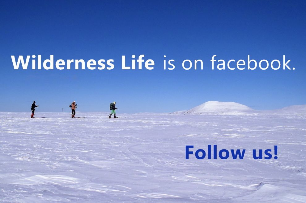 Wilderness Life er på facebook! (Bild)