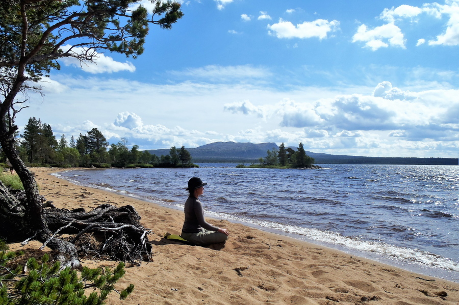 The Power of Nature: Vision Quest in Norway (picture)